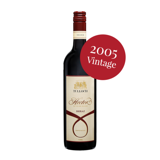 Shiraz HECTOR Limited Release 2005